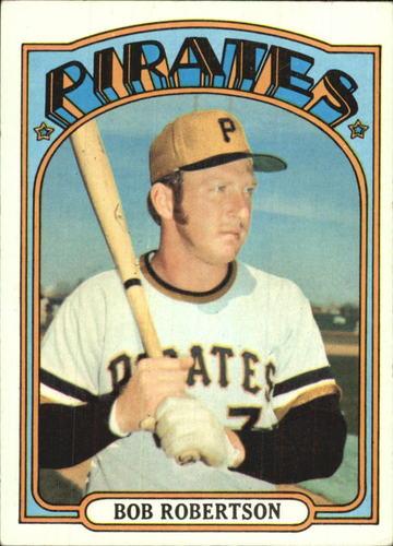 Photo of 1972 Topps #429 Bob Robertson