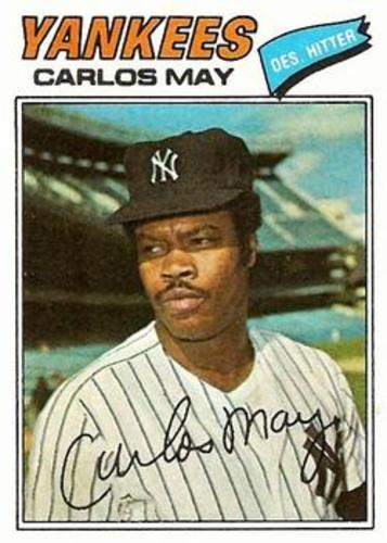 Photo of 1977 Topps #568 Carlos May