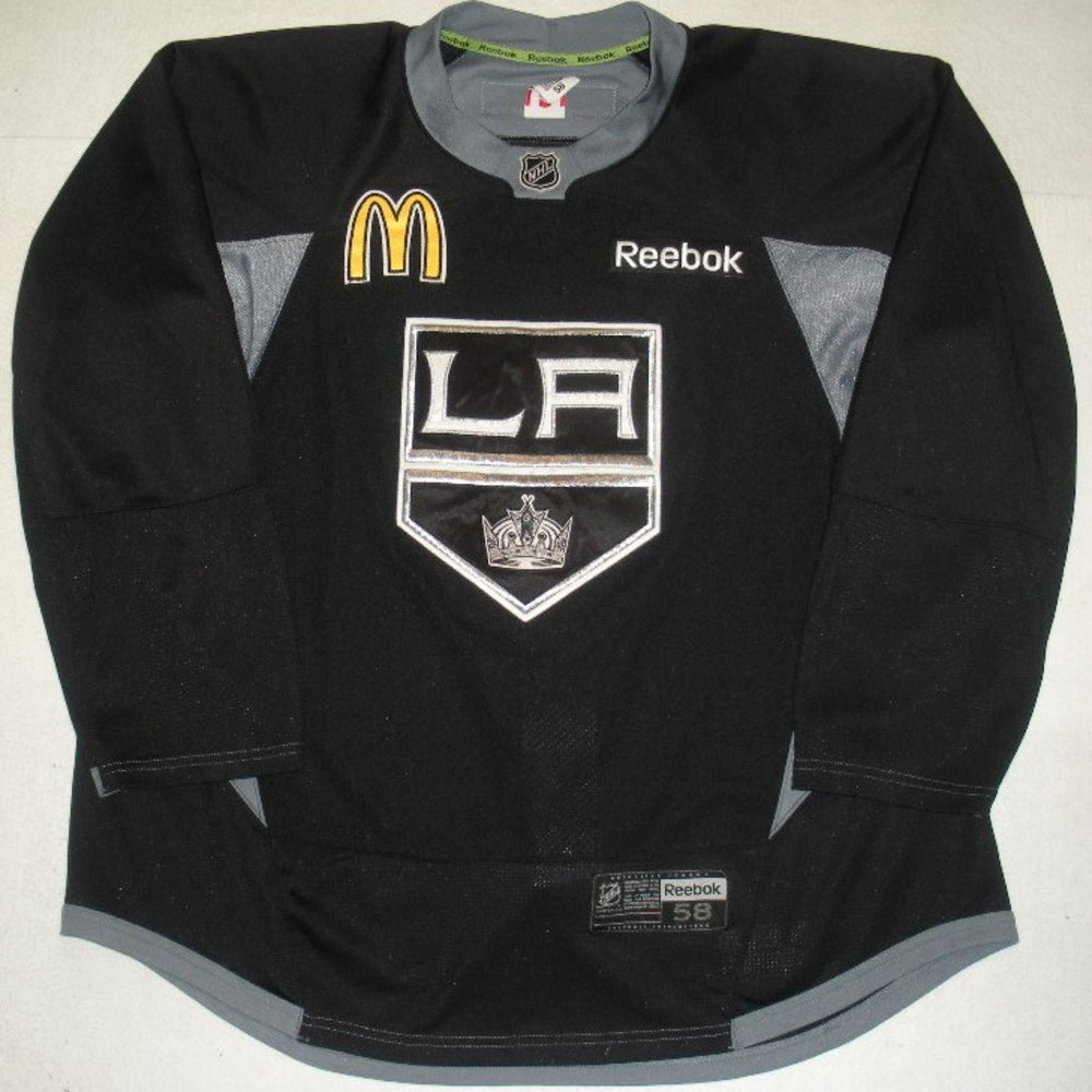 Jake Muzzin - 2014 Stanley Cup Final - Los Angeles Kings - Practice-Worn Jersey