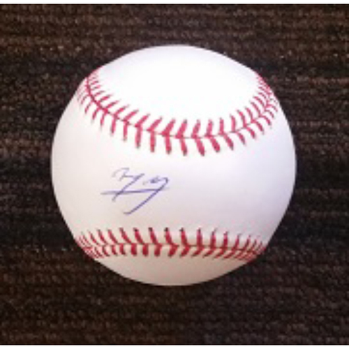 Photo of Manny Machado - Ball: Autographed