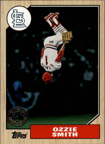 Photo of 2017 Topps '87 Topps #8711 Ozzie Smith