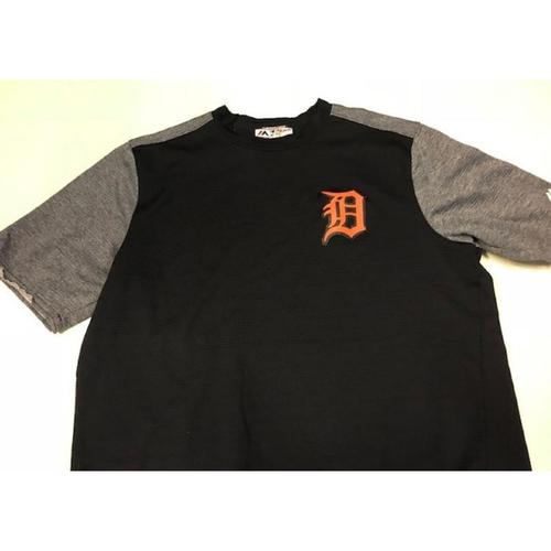 Team-Issued Justin Verlander Road Sweatshirt