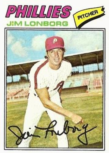 Photo of 1977 Topps #569 Jim Lonborg