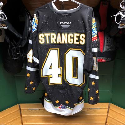 Antonio Stranges Dream Lottery Jersey
