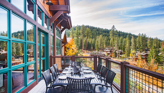 FOUR-NIGHT VACATION TO LAKE TAHOE, CALIFORNIA WITH EXCLUSIVE RESORTS®