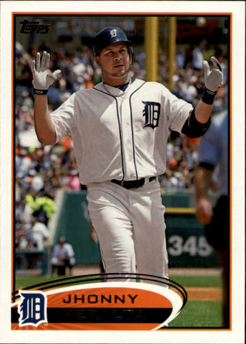 Photo of 2012 Topps #54 Jhonny Peralta