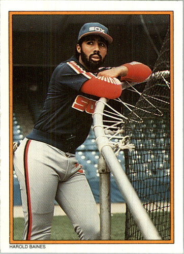 Photo of 1987 Topps Glossy Send-Ins #14 Harold Baines