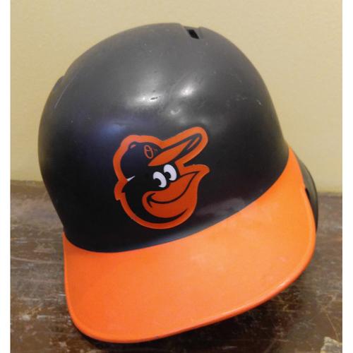Photo of J.J. Hardy - Batting Helmet: Team-Issued