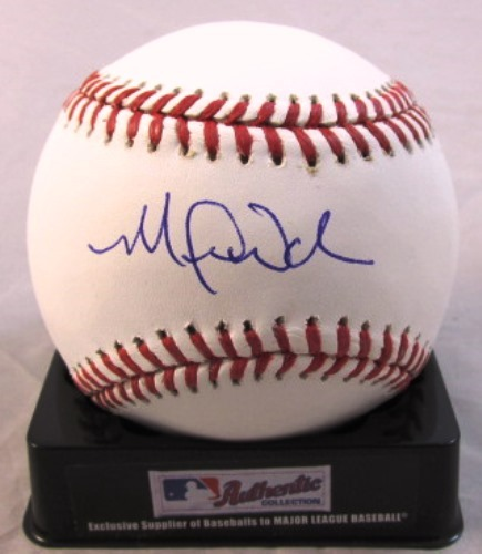 Photo of Michael Wacha Autographed Baseball