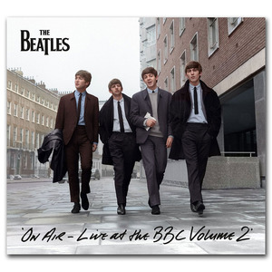 The Beatles - On Air - Live At The BBC Volume 2 (3 Vinyl LPs)