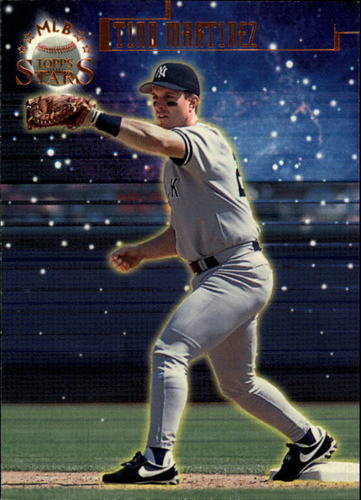 Photo of 1998 Topps Stars Bronze #82 Tino Martinez
