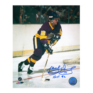 MARCEL DIONNE Signed Los Angeles Kings 8 X 10 Photo - 70427