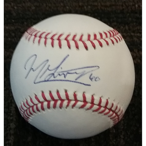Photo of Mychal Givens - Ball: Autographed