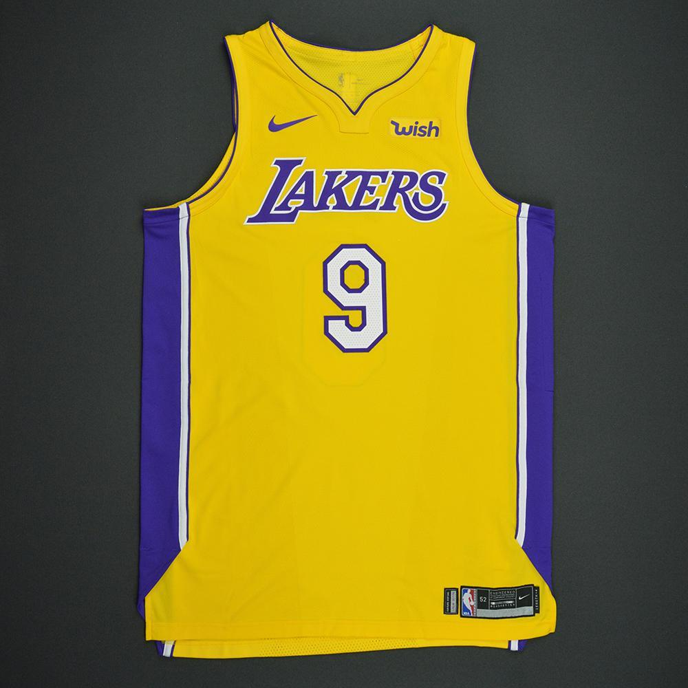Luol Deng - Los Angeles Lakers - Kia NBA Tip-Off 2017 - Game-Worn Jersey
