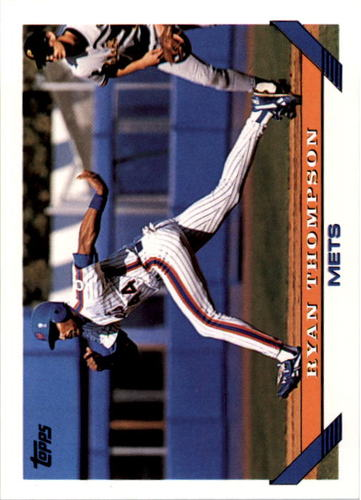 Photo of 1993 Topps #547 Ryan Thompson