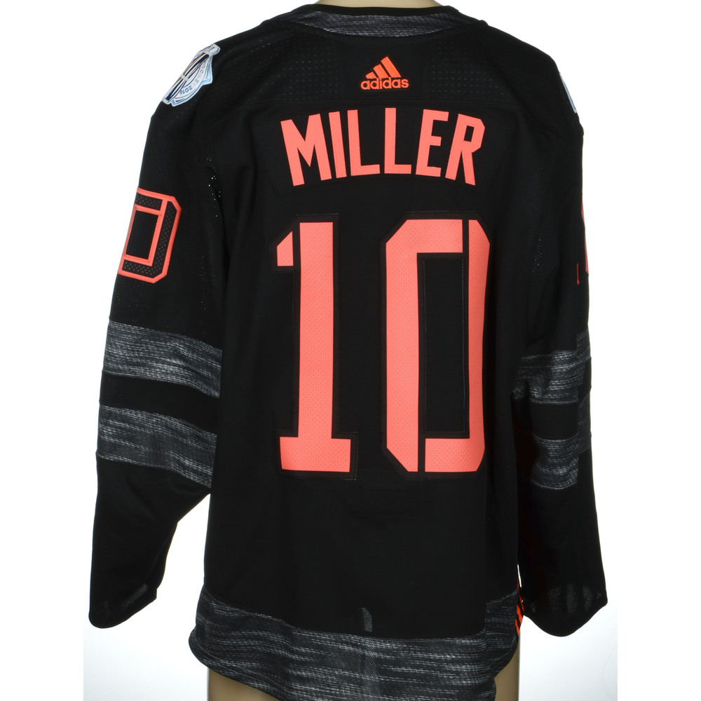 J.T. Miller New York Rangers Player-Issued 2016 World Cup of Hockey Team North America Jersey
