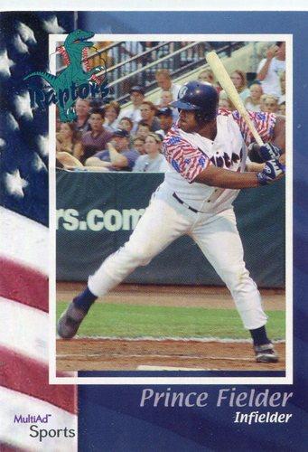 Photo of 2003 Beloit Snappers Prospects Multi-Ad #1 Prince Fielder