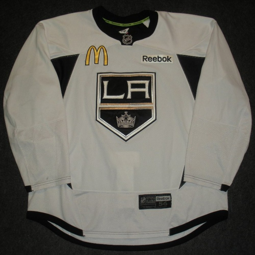 Tanner Pearson - 2014 Stanley Cup Final - Los Angeles Kings - Practice-Worn Jersey
