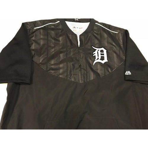 Team-Issued Justin Verlander Home Batting Practice Jacket