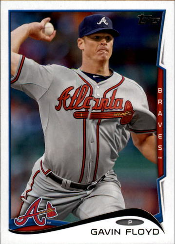 Photo of 2014 Topps Update #US34 Gavin Floyd