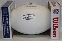 NFL - RAMS TODD GURLEY SIGNED PANEL BALL