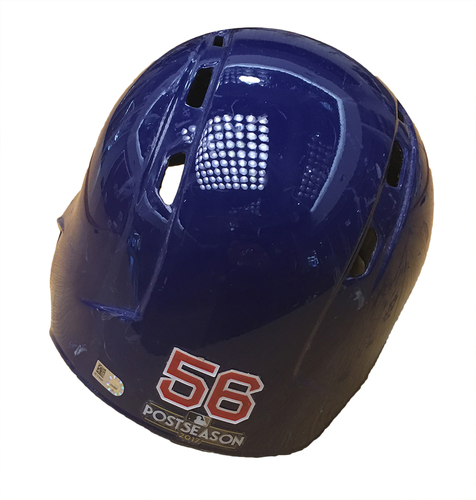 Photo of Hector Rondon 2017 Postseason Batting Helmet