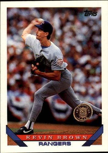 Photo of 1993 Topps Inaugural Rockies #785 Kevin Brown