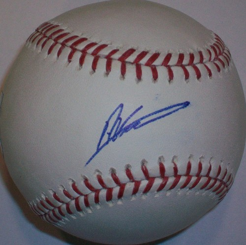 Photo of Arodys Vizcaino Autographed Baseball
