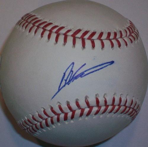 Arodys Vizcaino Autographed Baseball