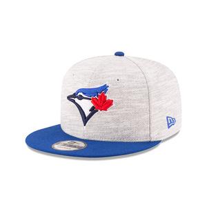 Toronto Blue Jays Terry Fresh Snackback Grey/Royal by New Era