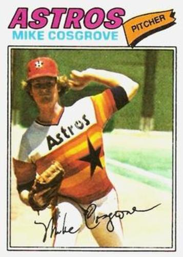 Photo of 1977 Topps #589 Mike Cosgrove