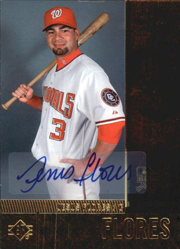 Photo of 2007 SP Rookie Edition Autographs #113 Jesus Flores