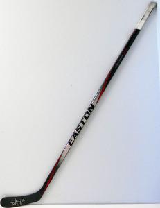 #12 David Jones Game Used Stick - Autographed - Minnesota Wild