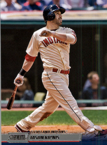 Photo of 2014 Stadium Club #136 Jason Kipnis