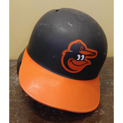 Photo of Ryan Flaherty - Batting Helmet: Team-Issued