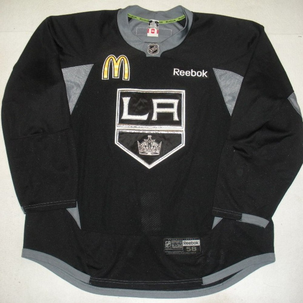Robyn Regehr - 2014 Stanley Cup Final - Los Angeles Kings - Practice-Worn Jersey