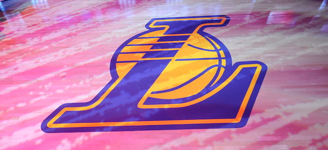 LOS ANGELES LAKERS BASKETBALL GAME: 2/21 LAKERS VS. HOUSTON (2 LOWER LEVEL TICKETS...