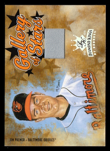 Photo of 2005 Diamond Kings Gallery of Stars Jersey #15 Jim Palmer Pants/50