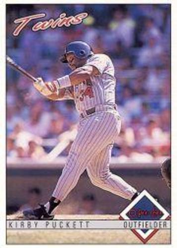 Photo of 1993 O-Pee-Chee #306 Kirby Puckett