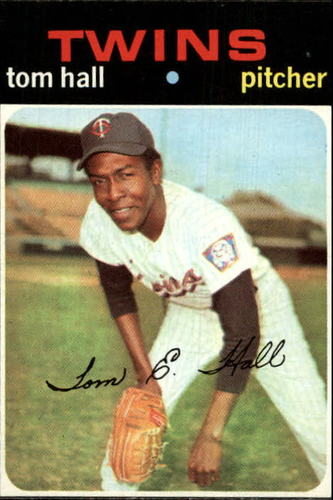 Photo of 1971 Topps #313 Tom Hall