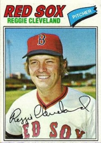Photo of 1977 Topps #613 Reggie Cleveland