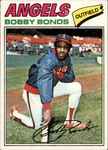Photo of 1977 Topps #570 Bobby Bonds
