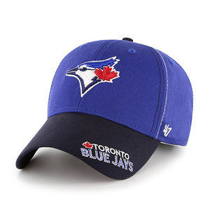 Toronto Blue Jays Youth Cross Stack MVP Cap by '47 Brand