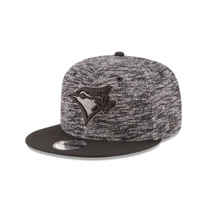 Toronto Blue Jays Terry Fresh Snackback Black by New Era