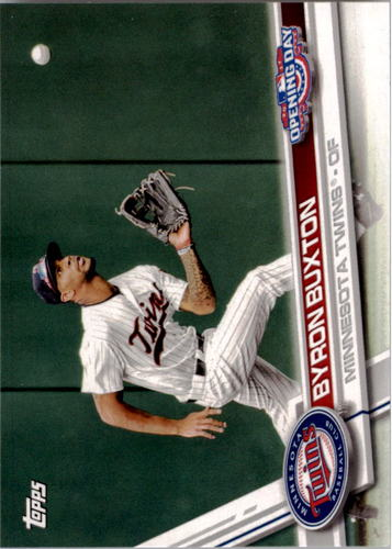 Photo of 2017 Topps Opening Day #167 Byron Buxton