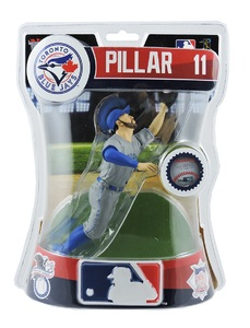 Collectible Kevin Pillar Toy Figurine 6