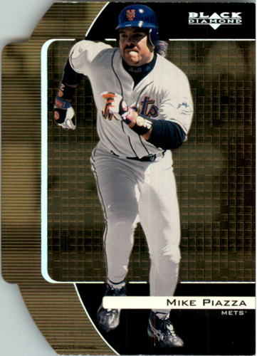 Photo of 2000 Black Diamond Final Cut #52 Mike Piazza
