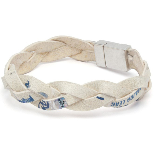 Photo of Cardinals Authentics: St. Louis Cardinals Game-Used Baseball Bracelet