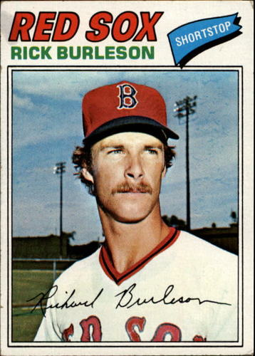 Photo of 1977 Topps #585 Rick Burleson