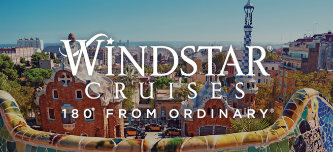 WINDSTAR 7-DAY CHARMS OF THE FRENCH & SPANISH RIVIERIAS CRUISE - PACKAGE 2 of 2